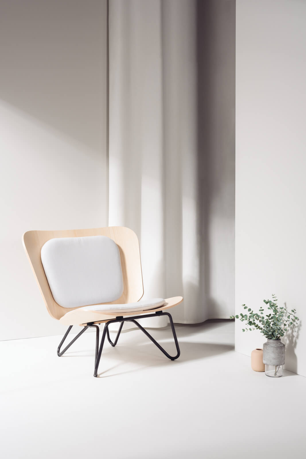 THOMAS WIUF SCHWARTZ Bolia Hank Chair